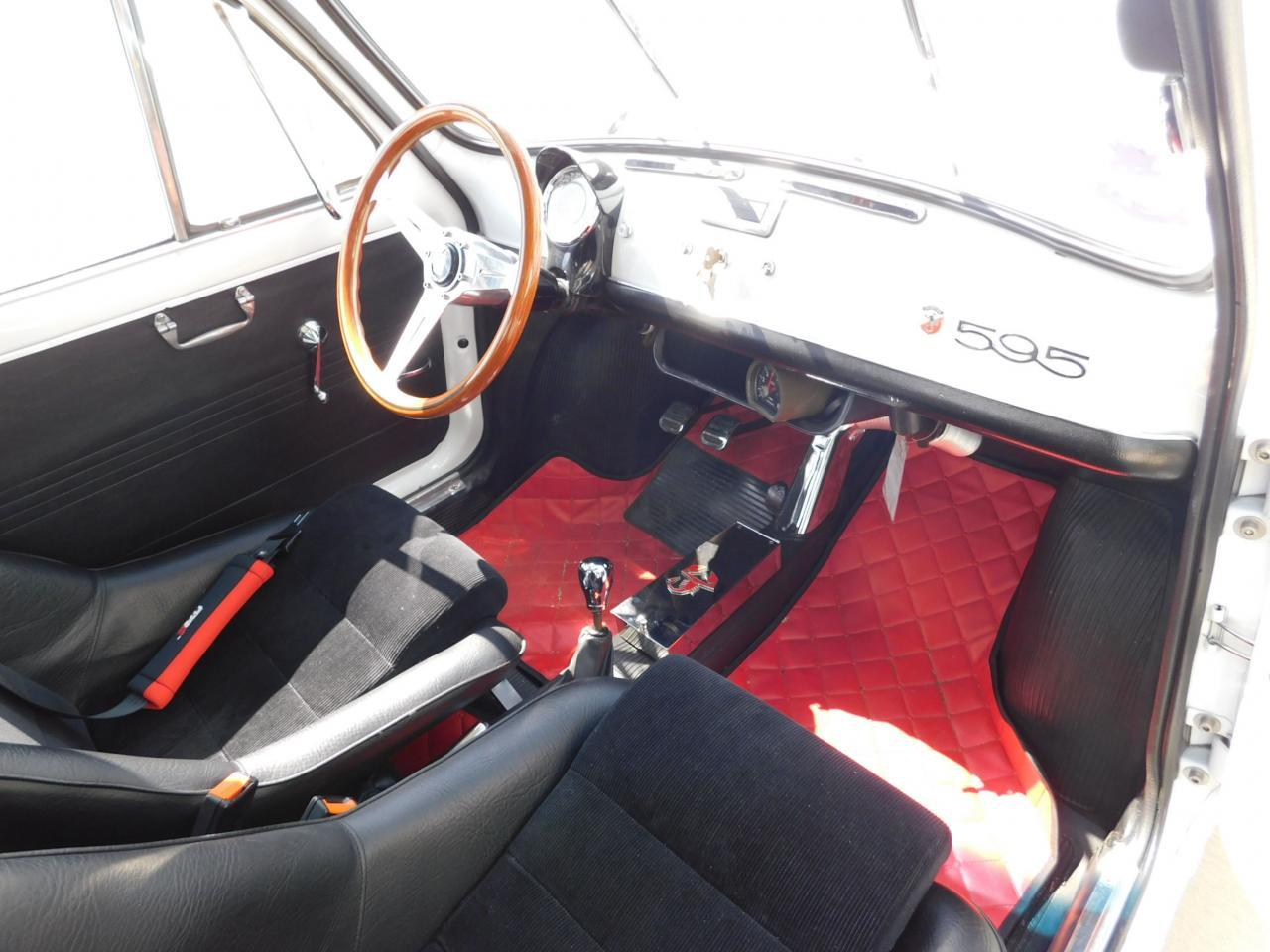 Large Picture of Classic '70 Fiat Abarth located in Alpharetta Georgia Offered by Gateway Classic Cars - Atlanta - L44S