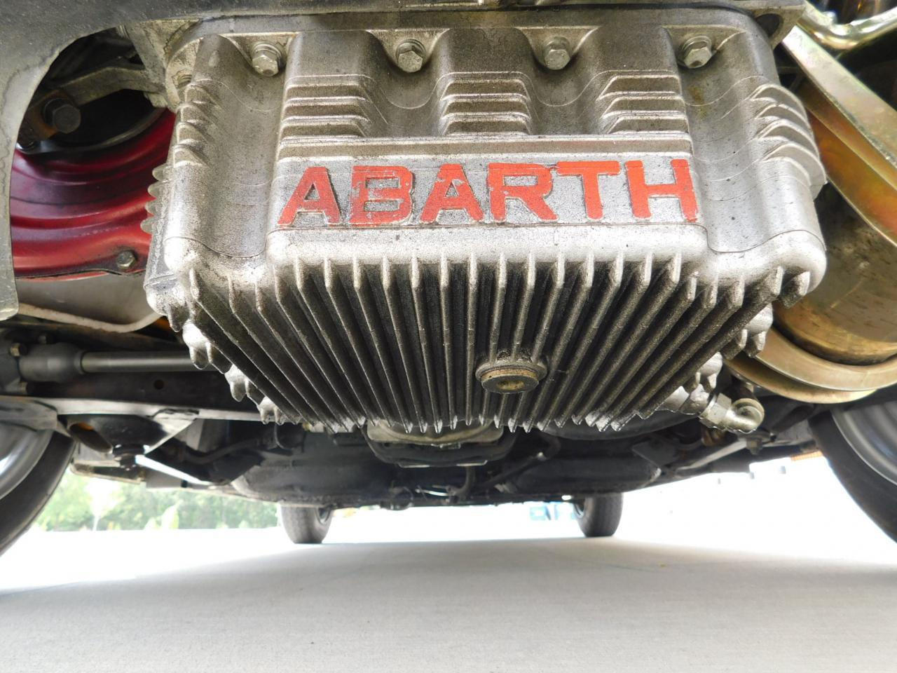 Large Picture of Classic 1970 Fiat Abarth located in Alpharetta Georgia - L44S