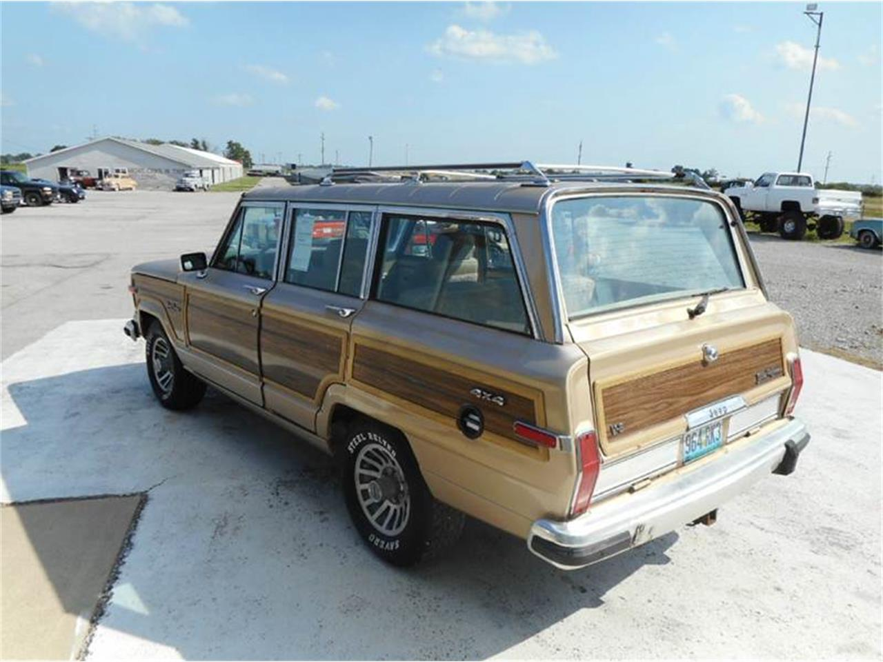 Large Picture of '89 Wagoneer - L44W