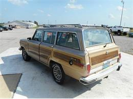 Picture of '89 Wagoneer - L44W