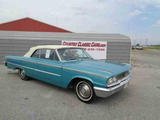 Picture of '63 Galaxie - L44X