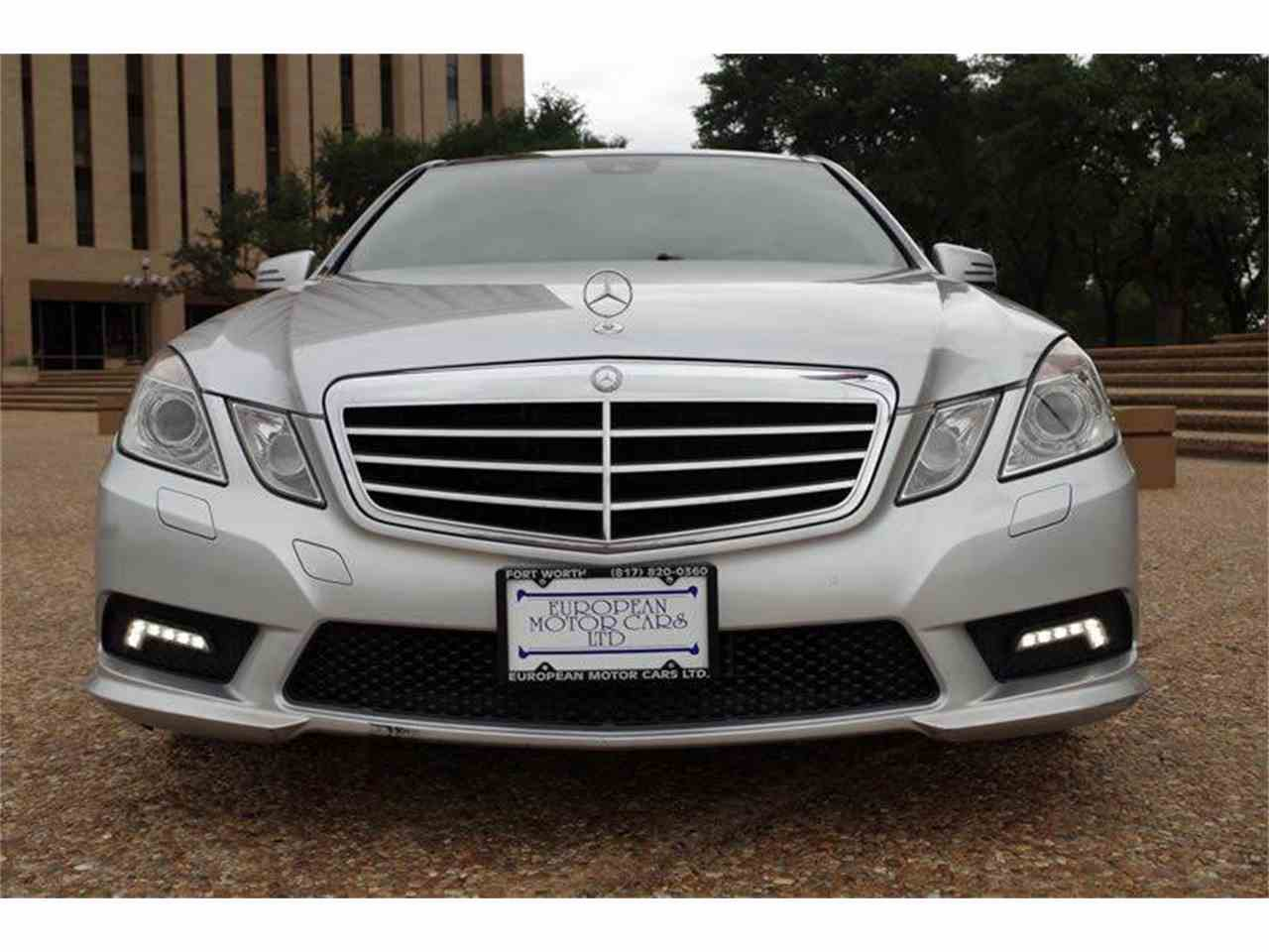 Large Picture of '10 E-Class - L45F