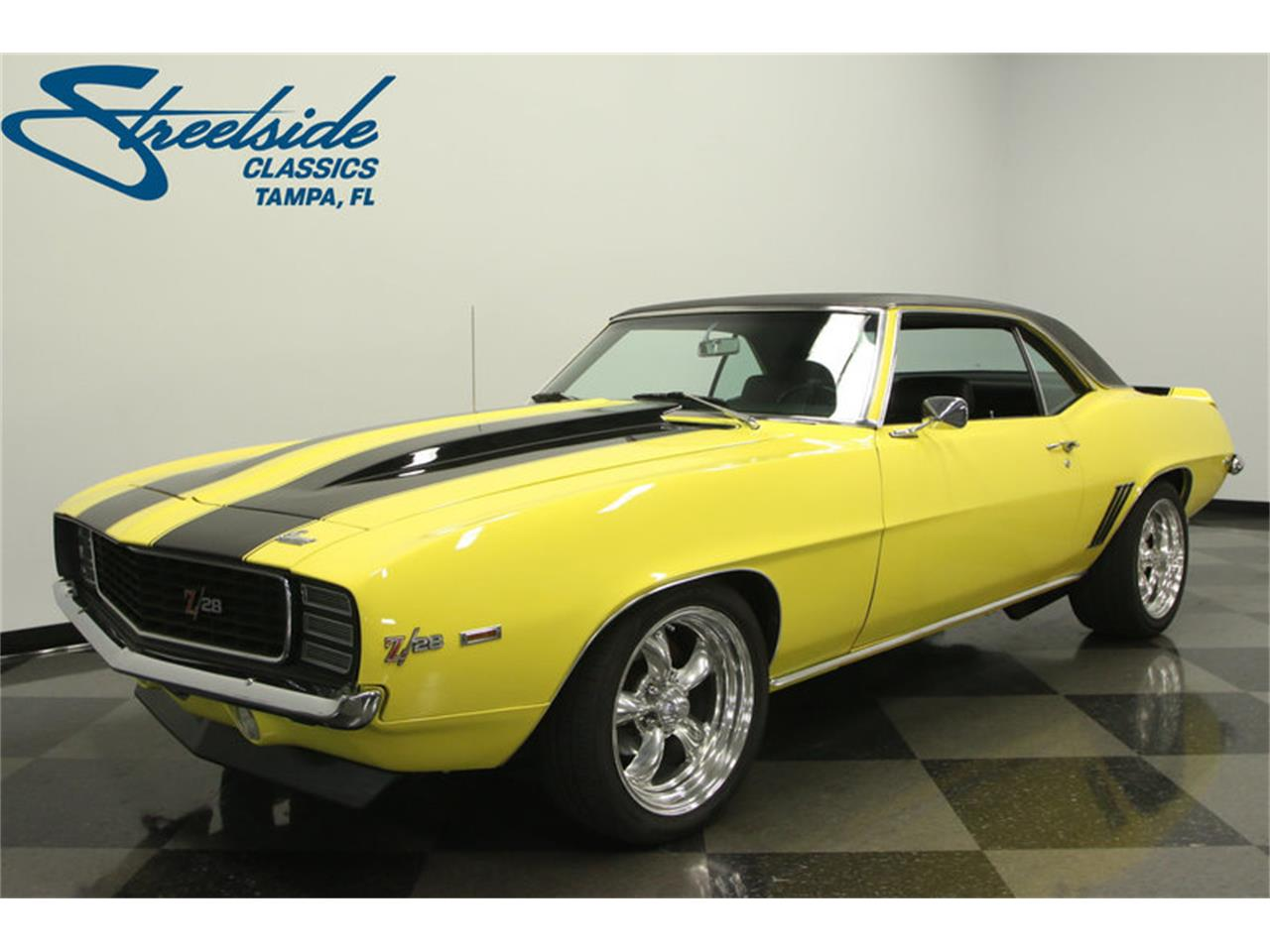 Large Picture of Classic '69 Camaro located in Florida - $39,995.00 Offered by Streetside Classics - Tampa - L45U