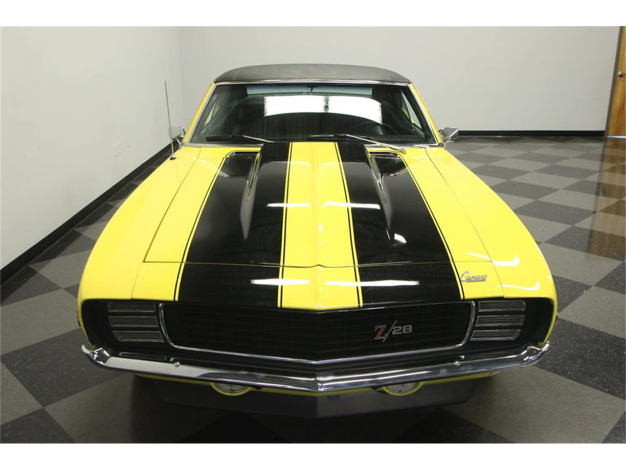 Large Picture of 1969 Chevrolet Camaro Offered by Streetside Classics - Tampa - L45U