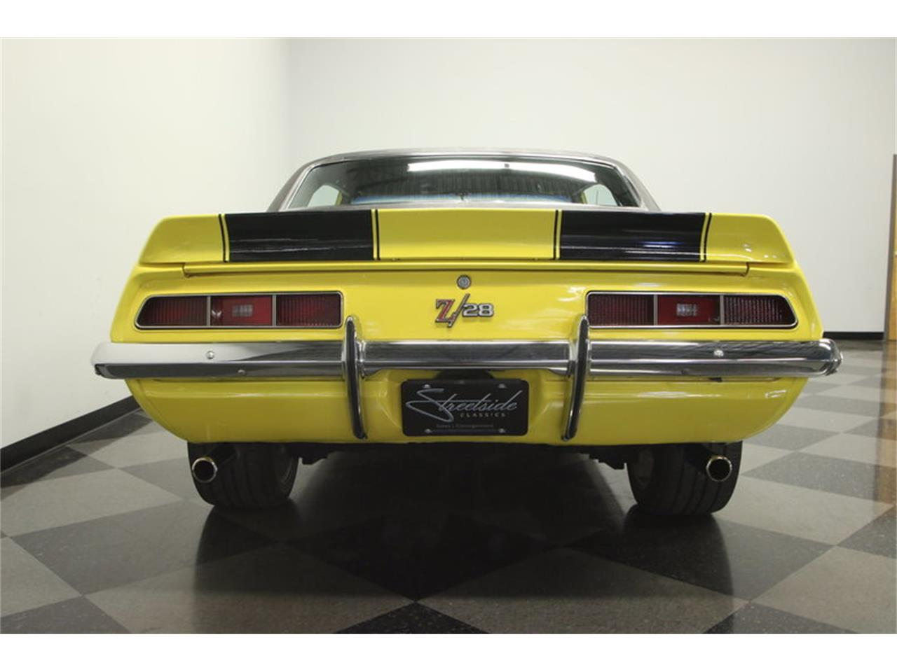 Large Picture of '69 Camaro located in Lutz Florida Offered by Streetside Classics - Tampa - L45U