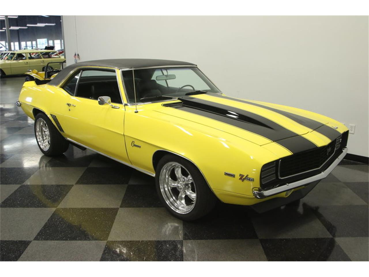 Large Picture of 1969 Chevrolet Camaro located in Lutz Florida - $39,995.00 Offered by Streetside Classics - Tampa - L45U