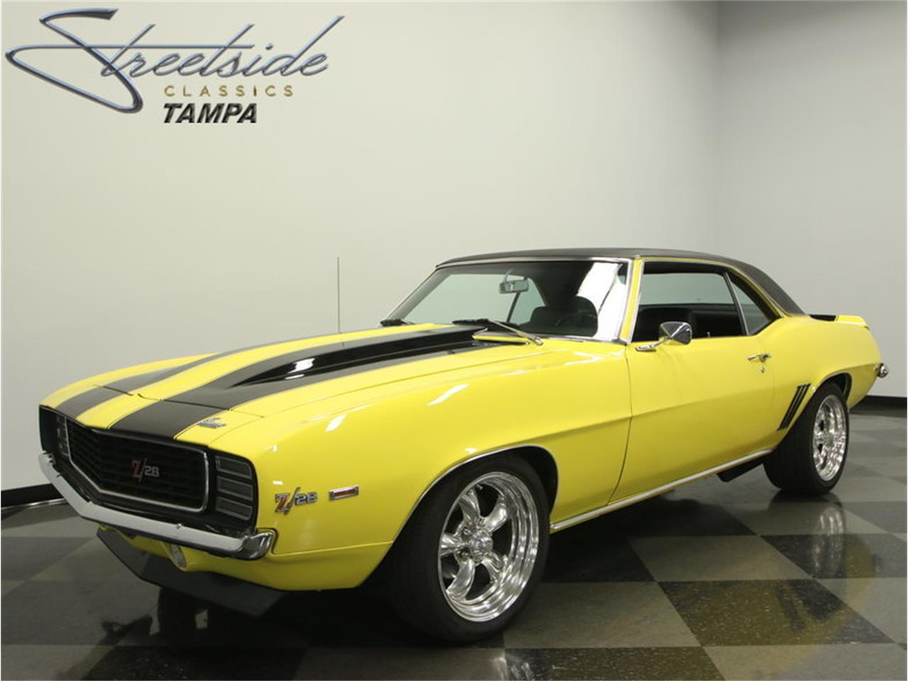 Large Picture of Classic 1969 Chevrolet Camaro Offered by Streetside Classics - Tampa - L45U