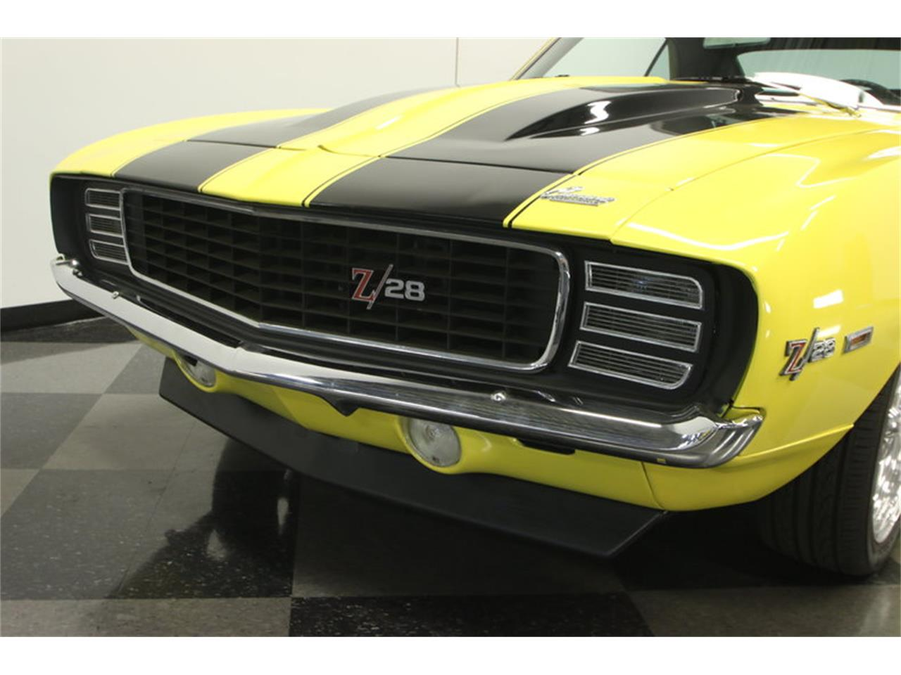 Large Picture of 1969 Chevrolet Camaro located in Lutz Florida Offered by Streetside Classics - Tampa - L45U