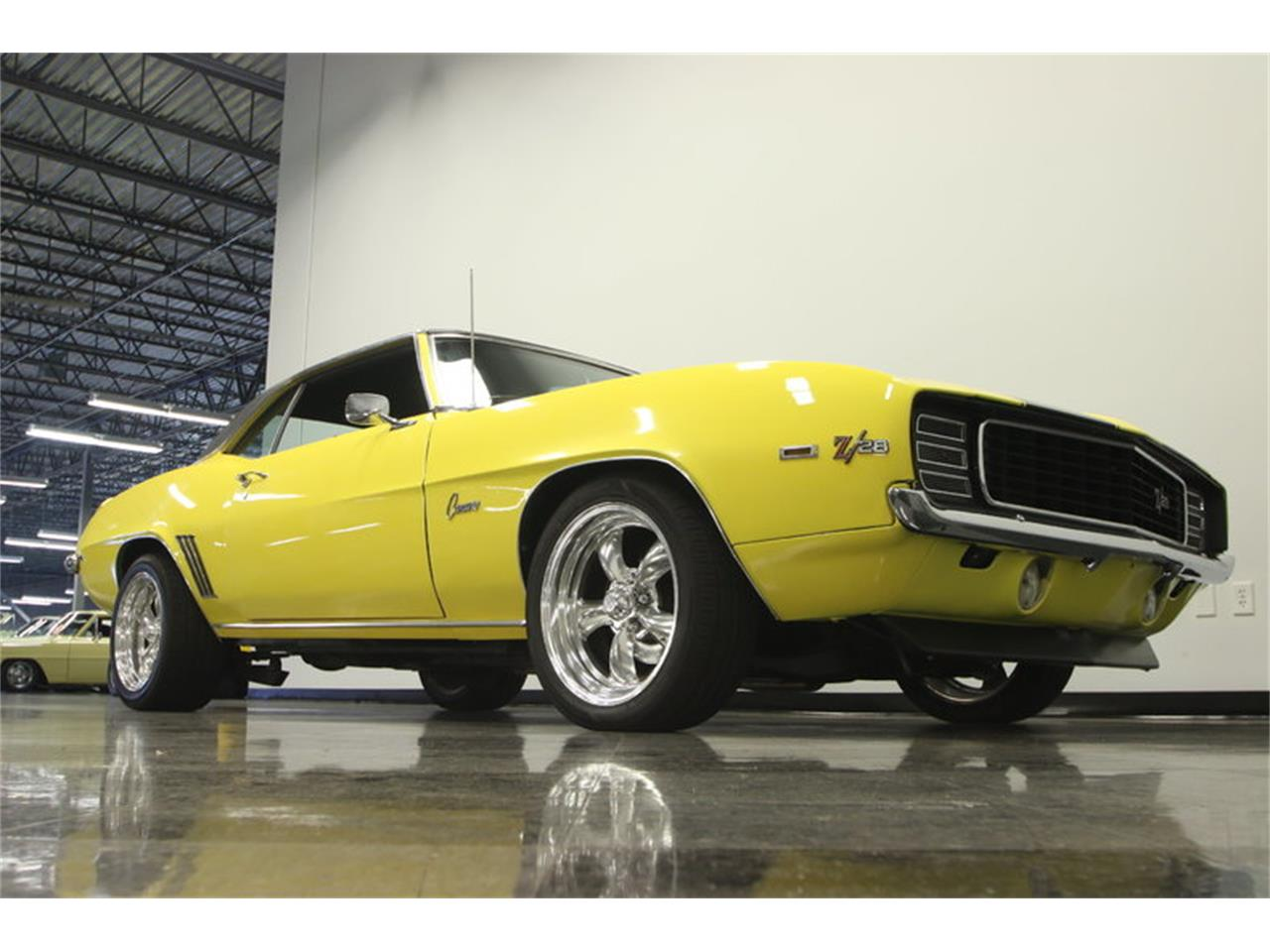 Large Picture of 1969 Camaro located in Lutz Florida - $39,995.00 Offered by Streetside Classics - Tampa - L45U
