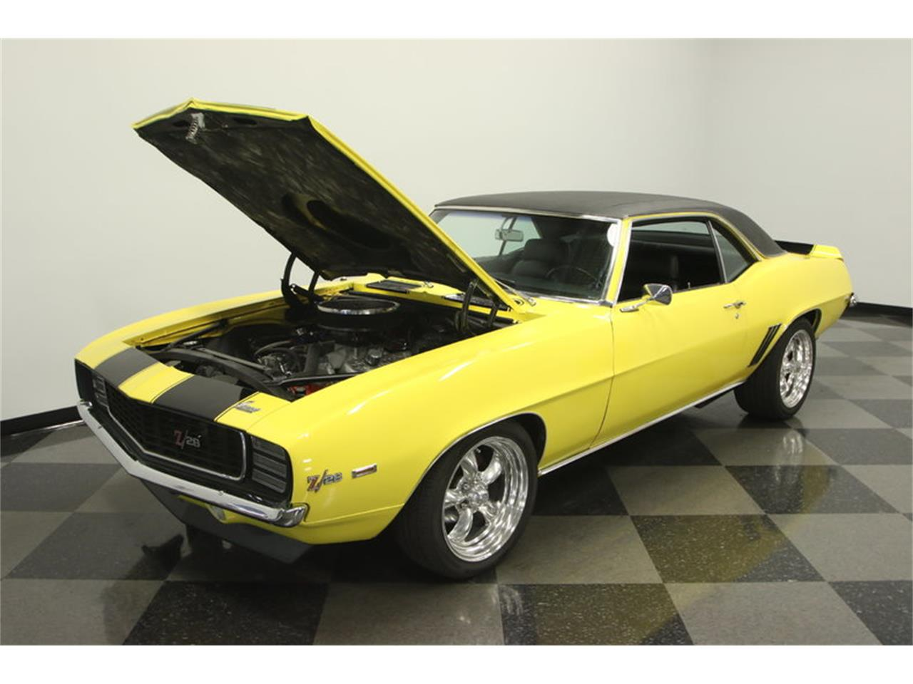 Large Picture of Classic 1969 Camaro located in Lutz Florida - $39,995.00 - L45U