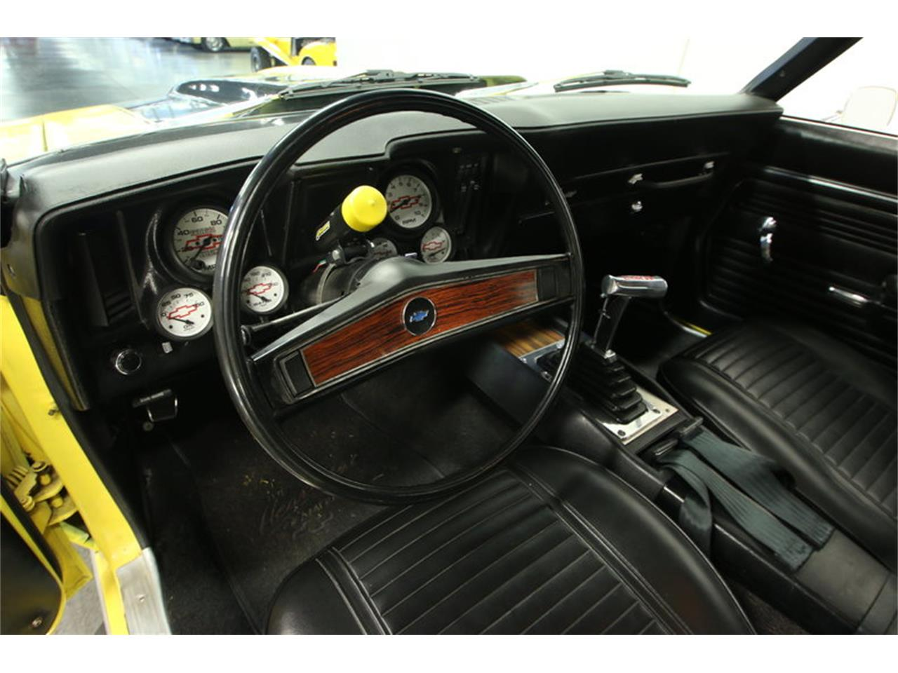 Large Picture of Classic '69 Chevrolet Camaro located in Florida - $39,995.00 Offered by Streetside Classics - Tampa - L45U