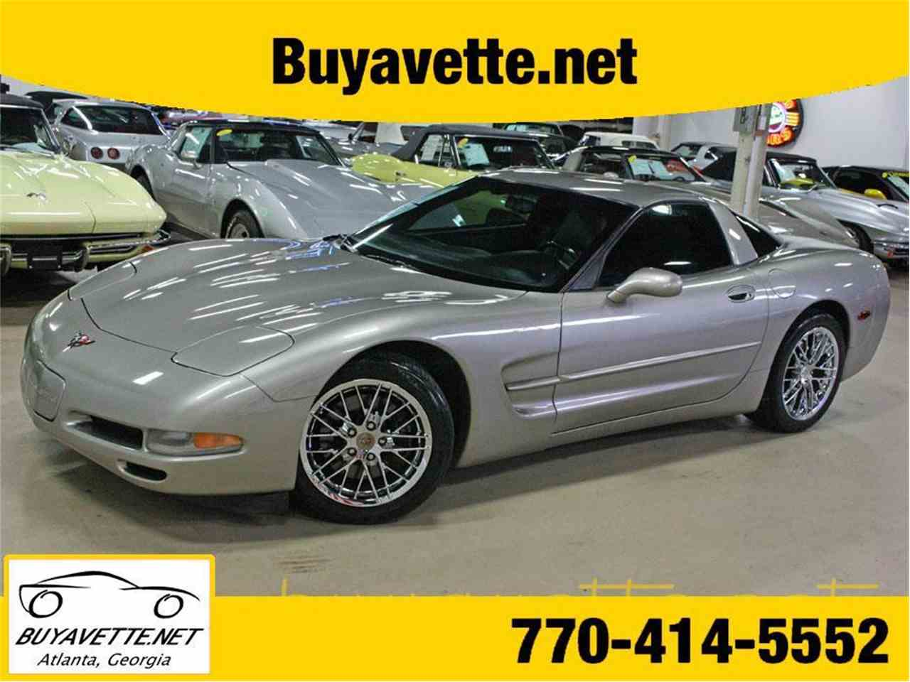 Large Picture of '99 Chevrolet Corvette - $12,999.00 Offered by Buyavette - L46C