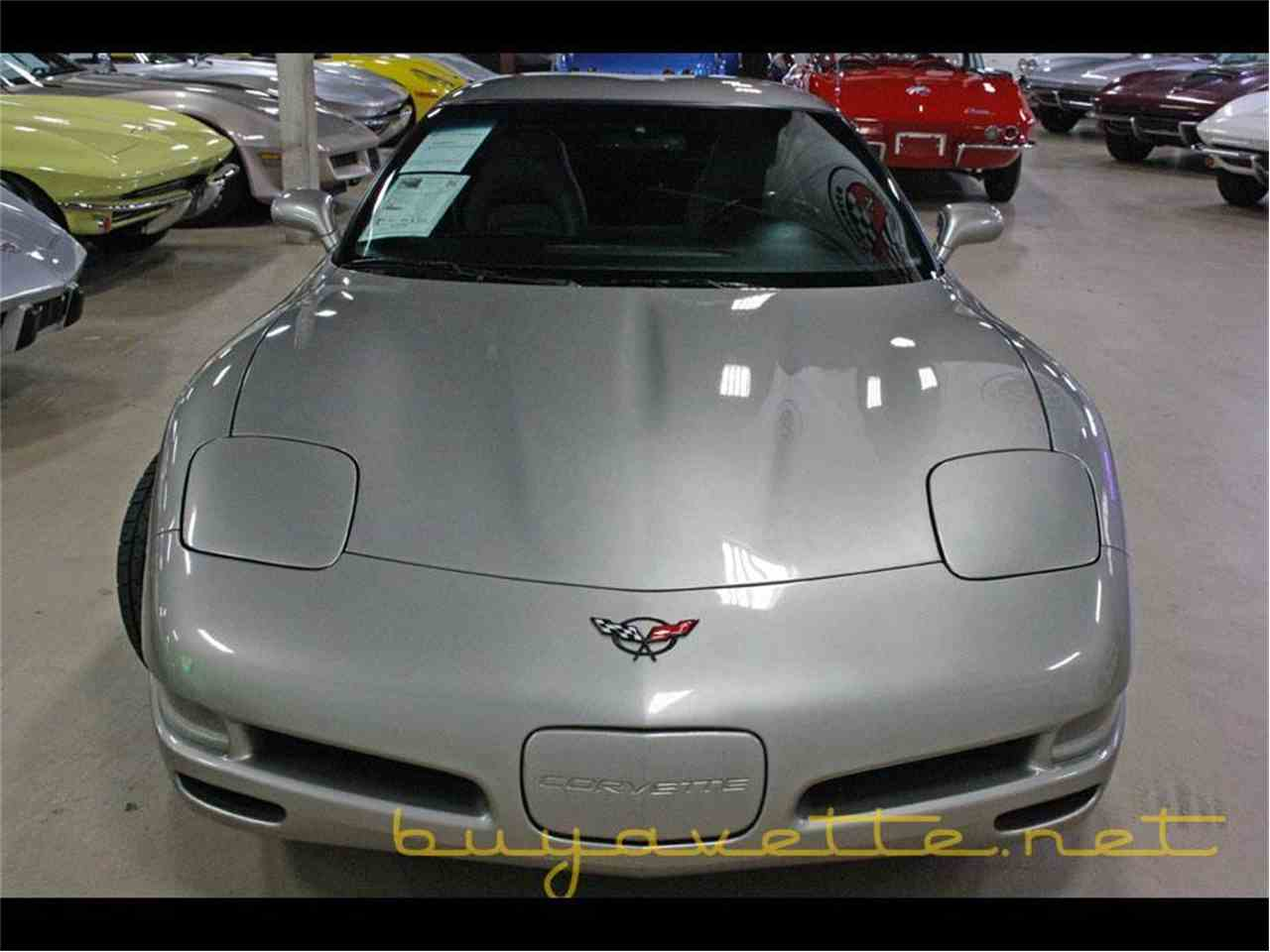 Large Picture of 1999 Corvette located in Georgia - L46C