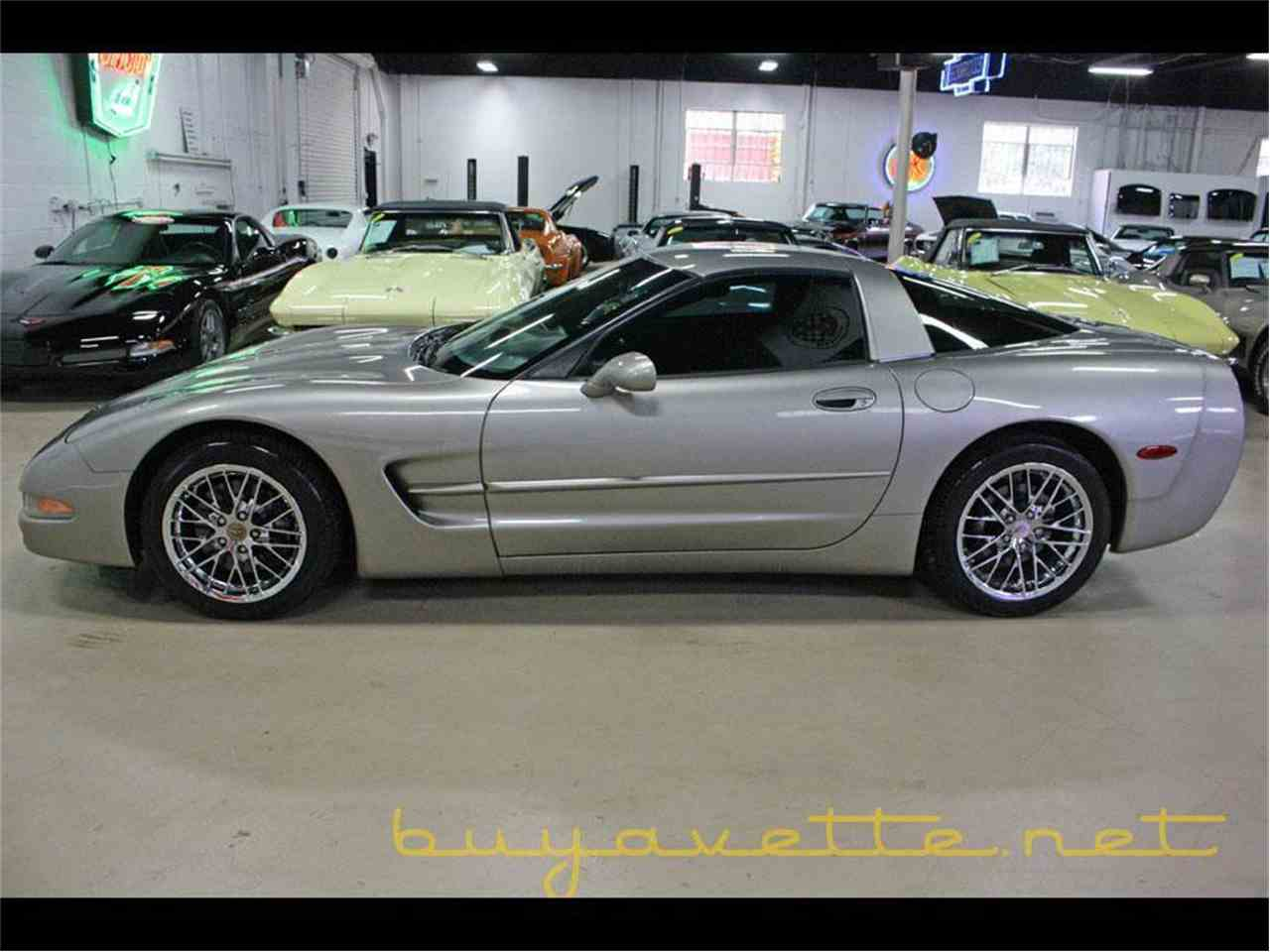 Large Picture of 1999 Chevrolet Corvette located in Atlanta Georgia Offered by Buyavette - L46C