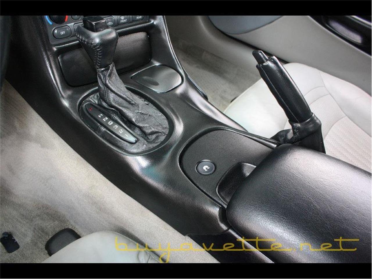 Large Picture of '99 Corvette - L46C