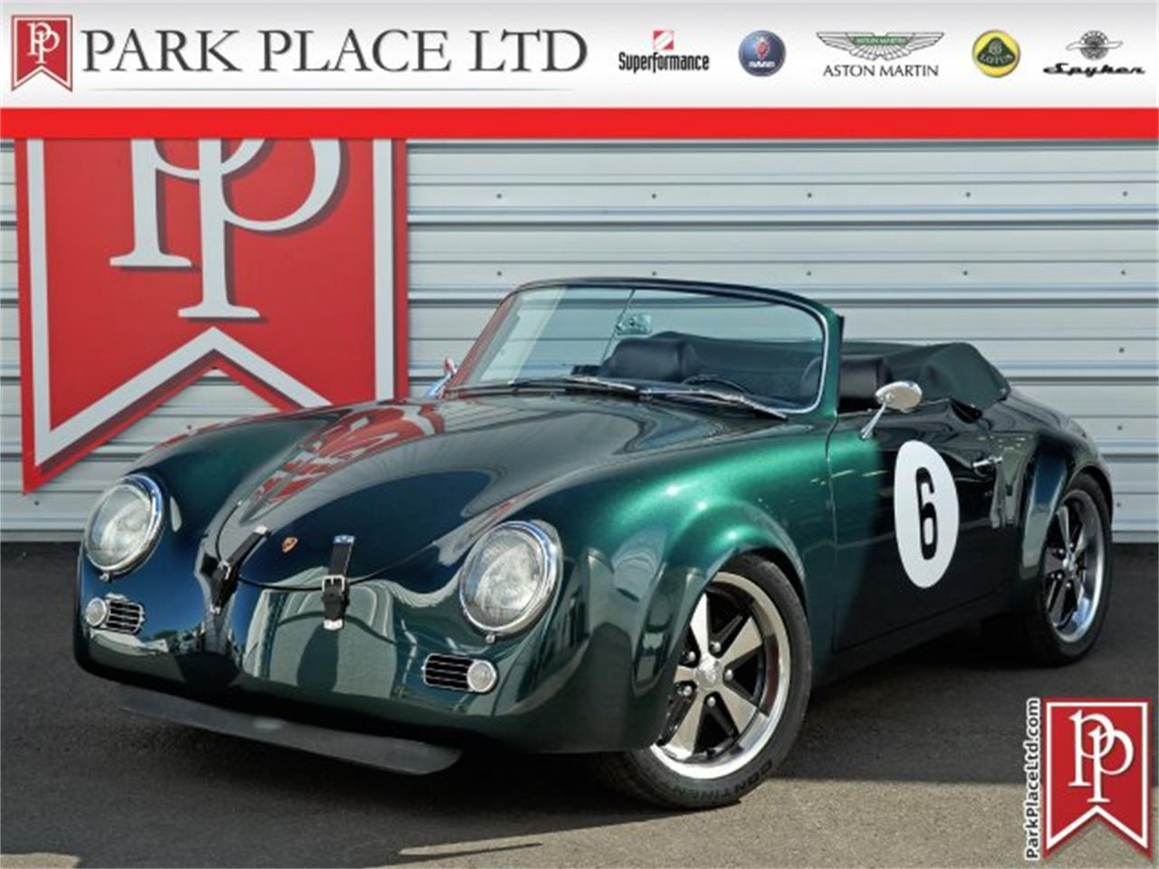 Large Picture of '06 1957 Speedster Cabriolet located in Bellevue Washington - L46S