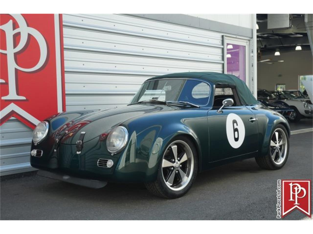 Large Picture of 2006 1957 Speedster Cabriolet located in Bellevue Washington - $39,950.00 Offered by Park Place Ltd - L46S