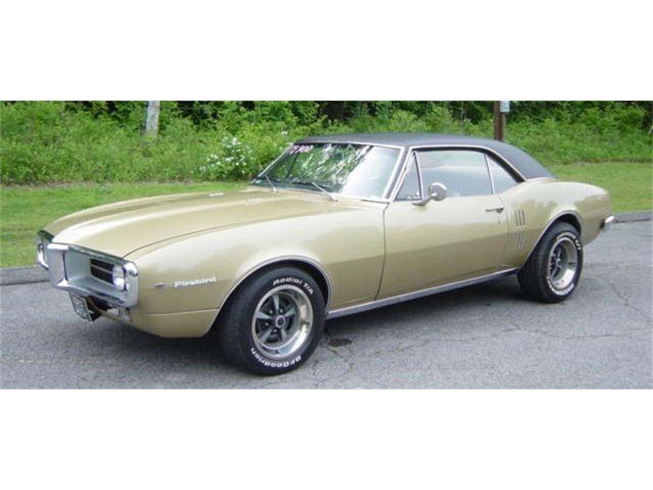 Large Picture of Classic 1967 Firebird Offered by Maple Motors - L472
