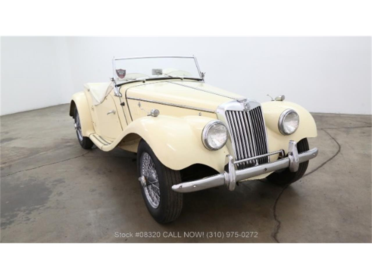 Large Picture of 1954 MG TF located in Beverly Hills California - $17,500.00 Offered by Beverly Hills Car Club - L47E
