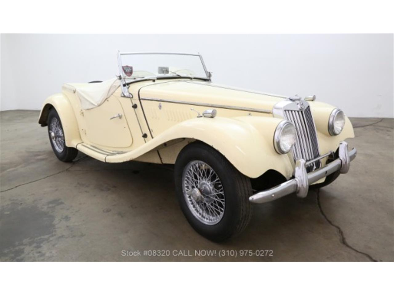 Large Picture of Classic 1954 MG TF - $17,500.00 Offered by Beverly Hills Car Club - L47E