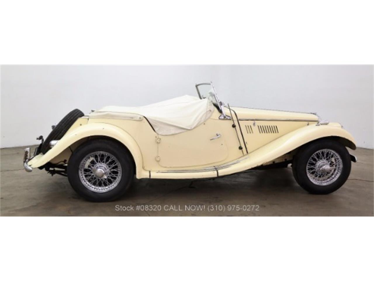 Large Picture of Classic '54 MG TF located in Beverly Hills California - L47E