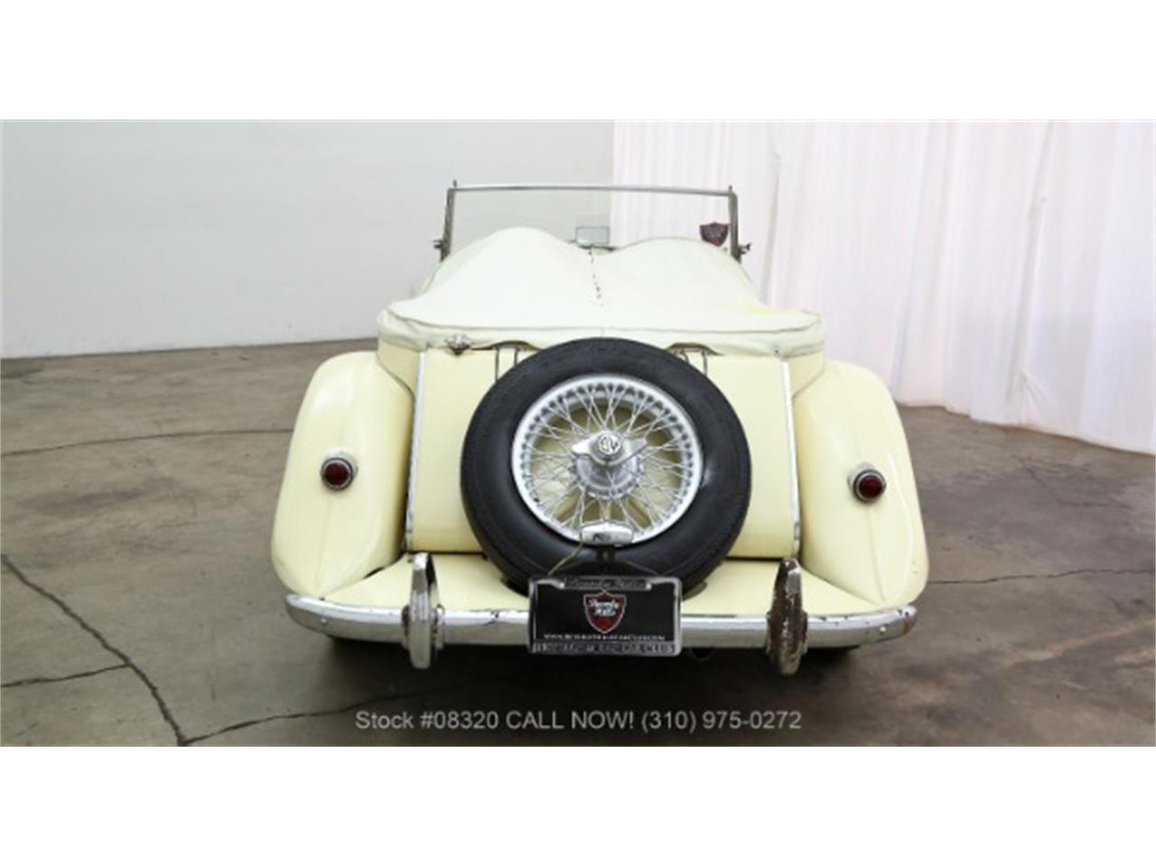 Large Picture of Classic 1954 TF Offered by Beverly Hills Car Club - L47E