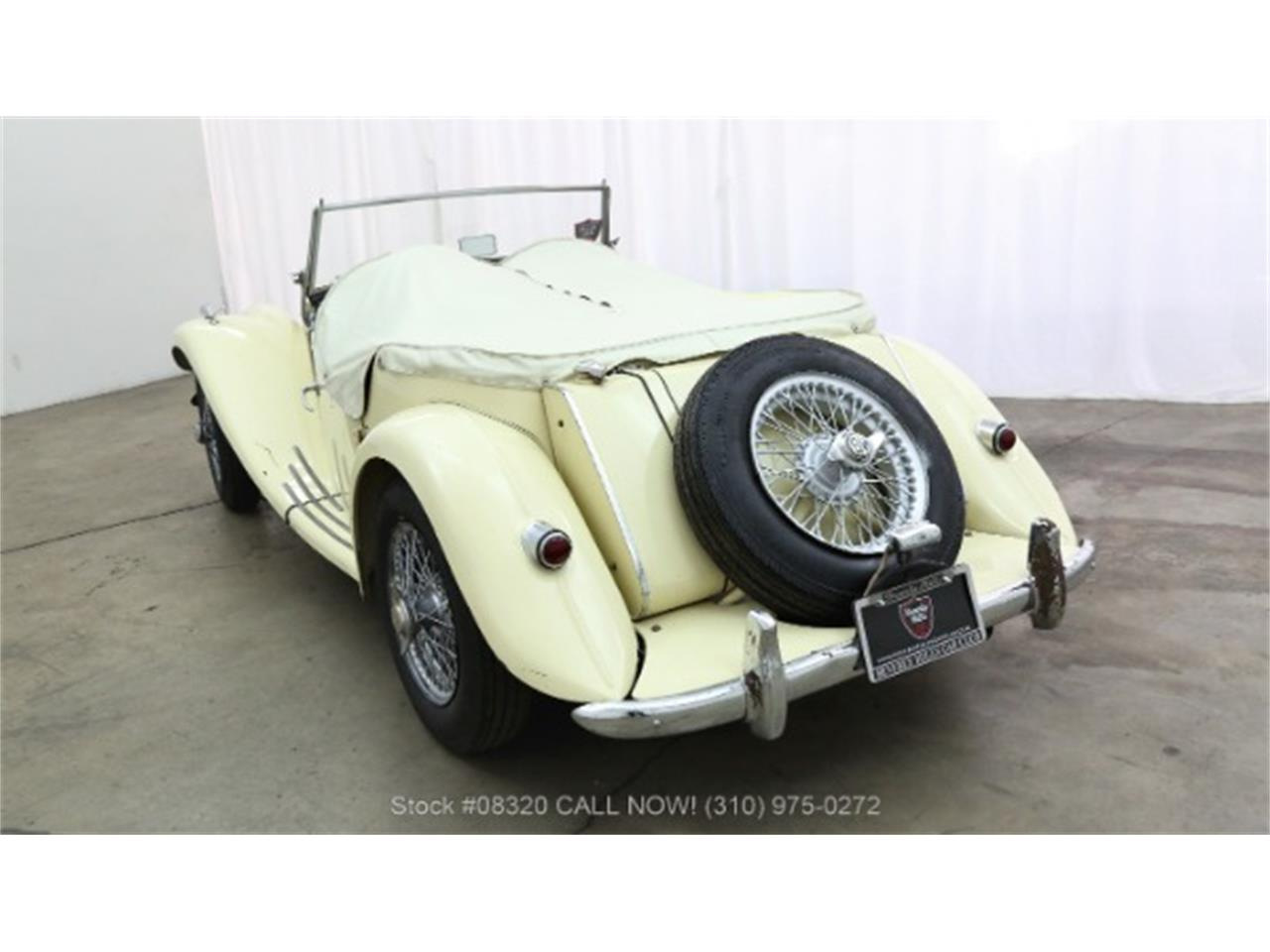 Large Picture of '54 TF Offered by Beverly Hills Car Club - L47E