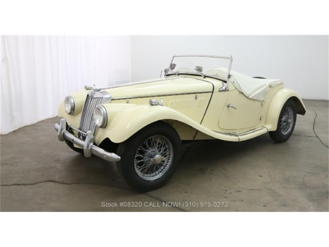 Large Picture of Classic 1954 MG TF - L47E
