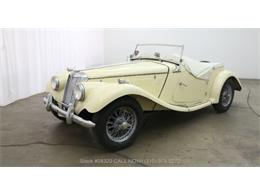 Picture of '54 MG TF - $17,500.00 Offered by Beverly Hills Car Club - L47E