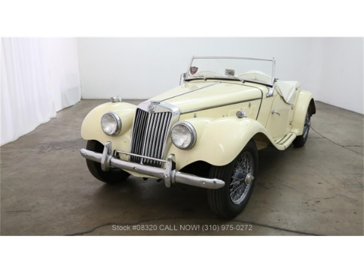 Large Picture of 1954 TF - $17,500.00 Offered by Beverly Hills Car Club - L47E
