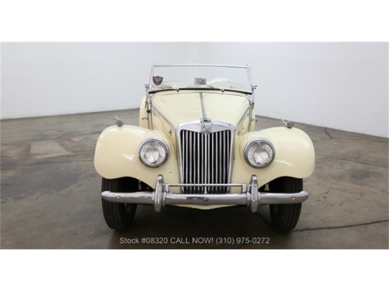 Large Picture of '54 MG TF located in Beverly Hills California - L47E