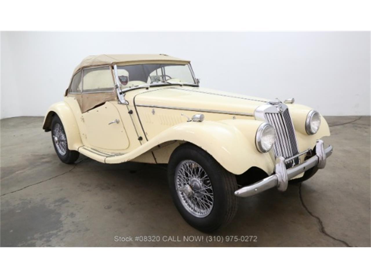 Large Picture of Classic 1954 MG TF located in Beverly Hills California - L47E