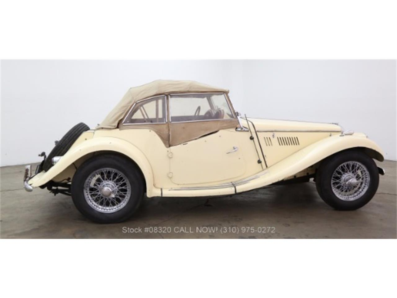Large Picture of 1954 MG TF located in California - $17,500.00 Offered by Beverly Hills Car Club - L47E