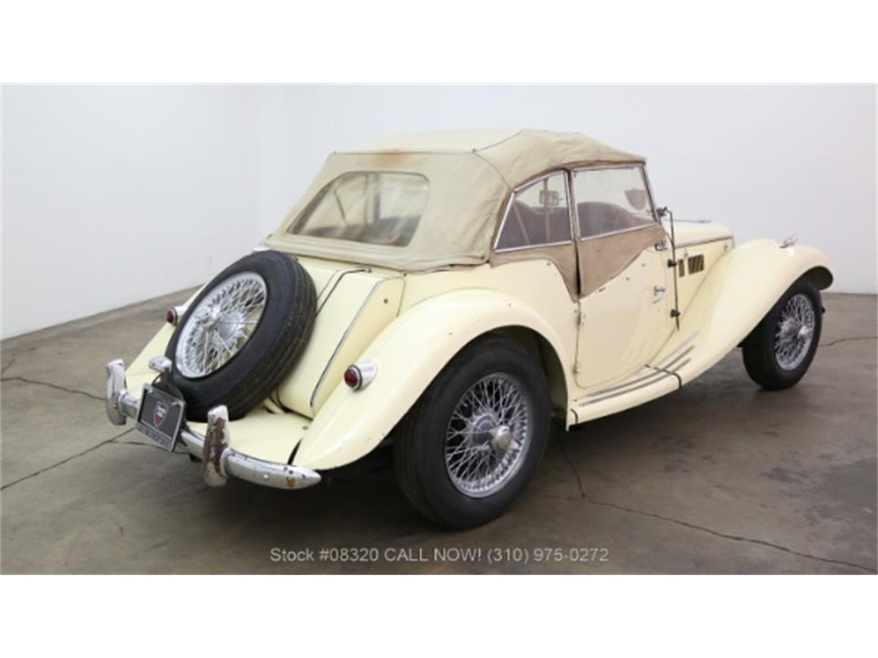 Large Picture of Classic 1954 MG TF located in California Offered by Beverly Hills Car Club - L47E