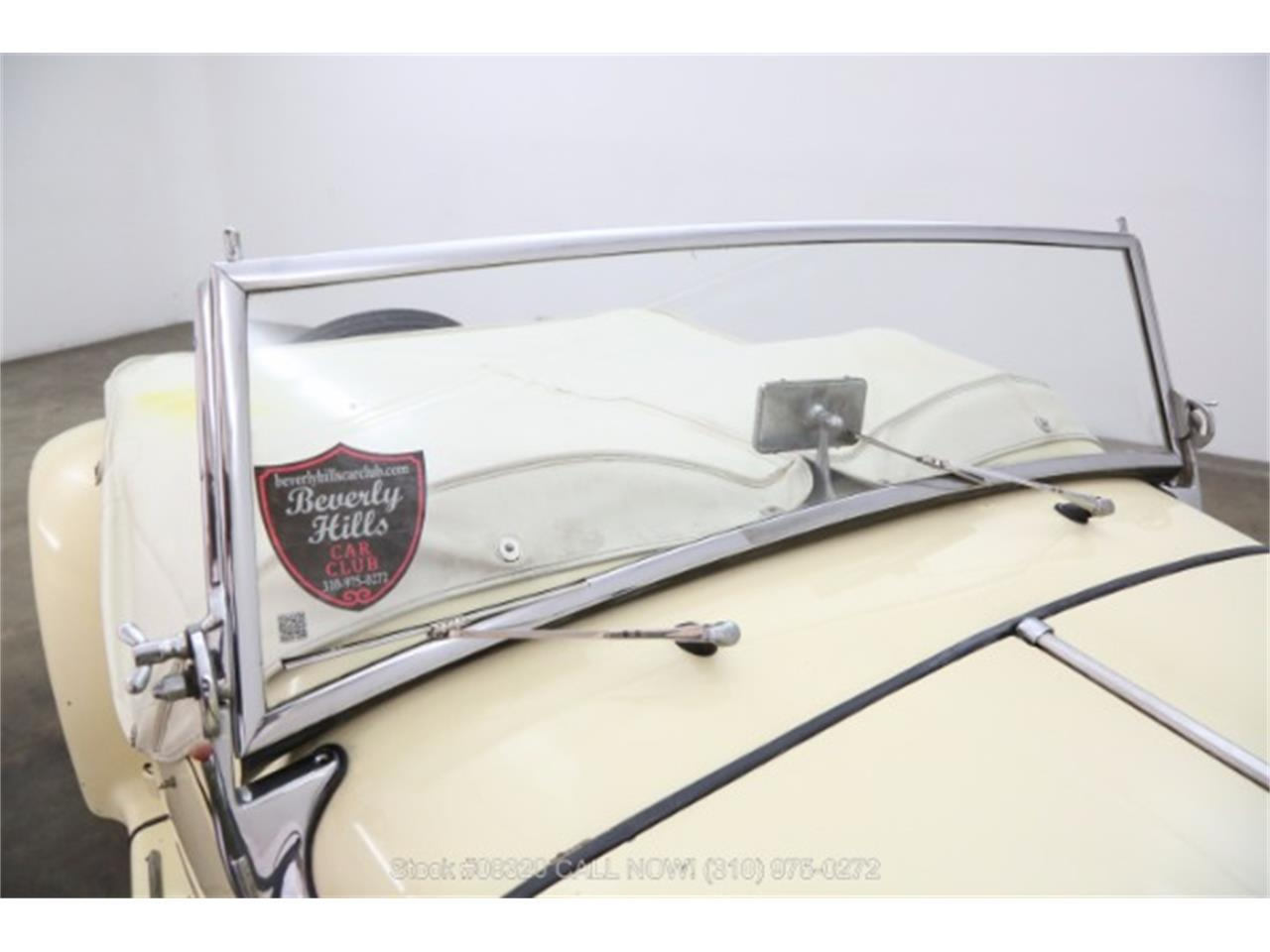 Large Picture of Classic '54 MG TF - $17,500.00 Offered by Beverly Hills Car Club - L47E