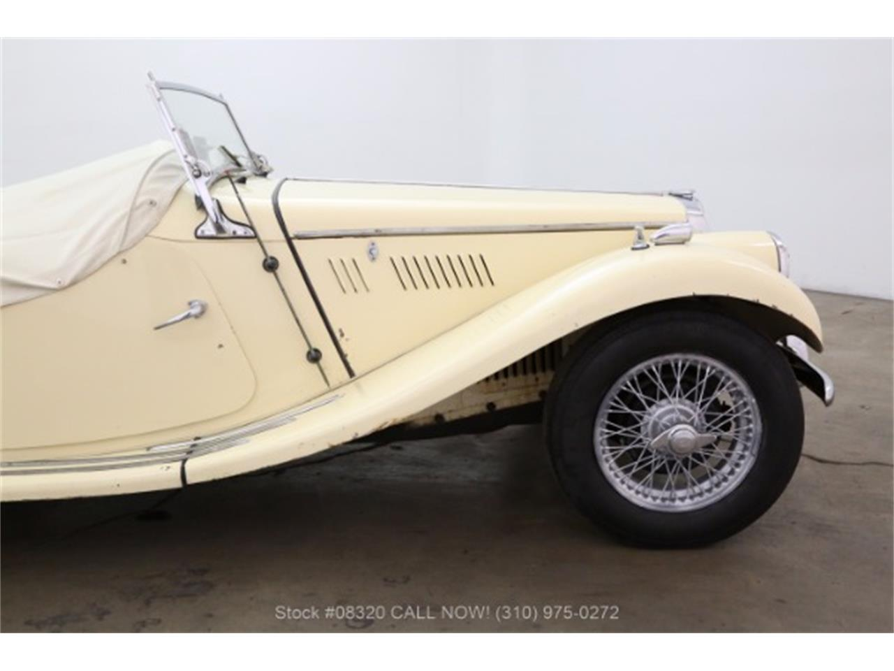 Large Picture of Classic 1954 TF located in Beverly Hills California - $17,500.00 Offered by Beverly Hills Car Club - L47E