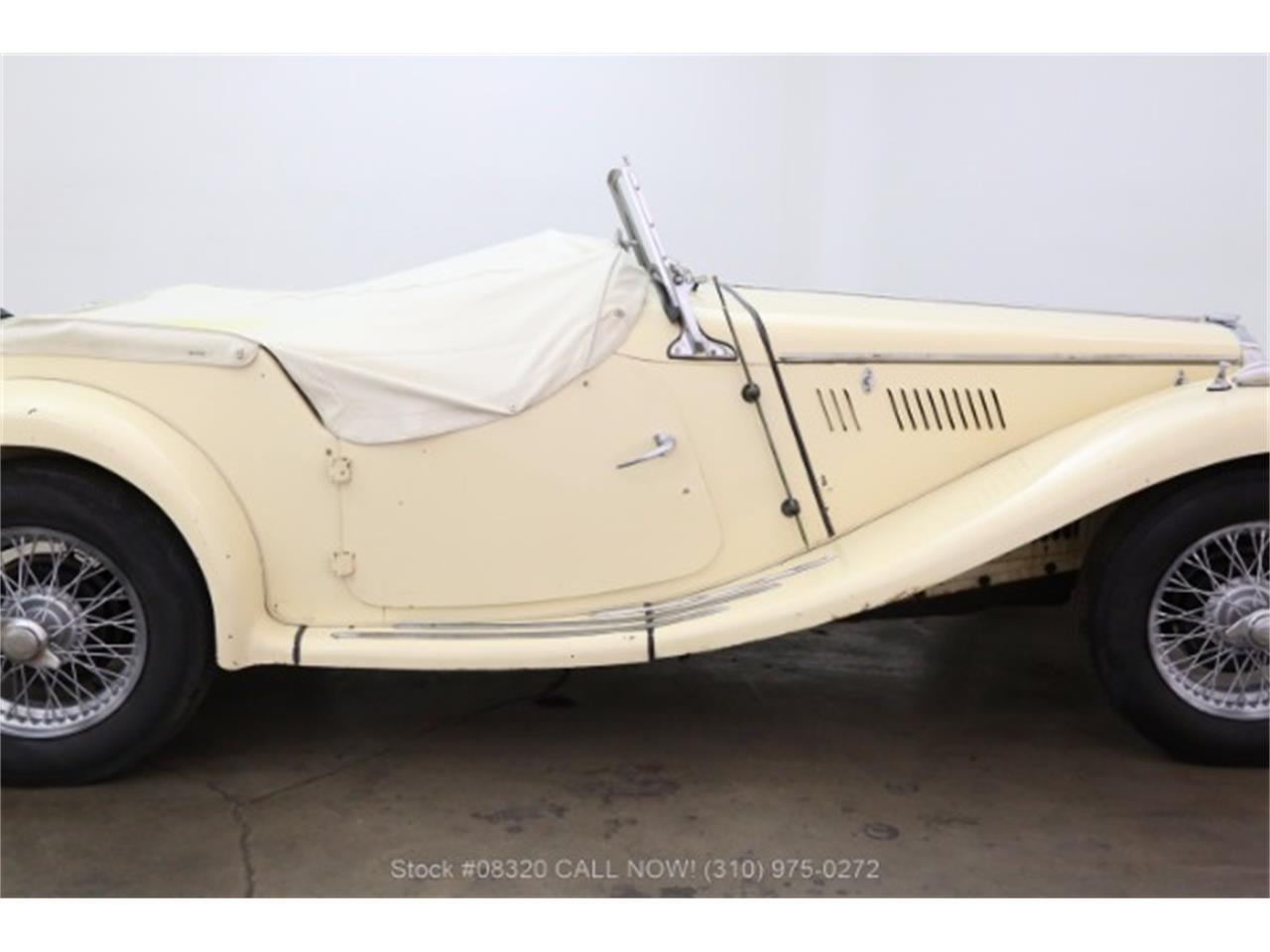 Large Picture of Classic '54 MG TF - $17,500.00 - L47E