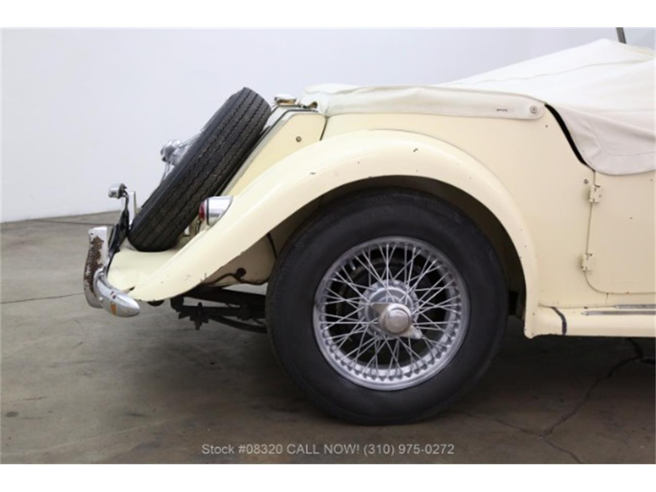 Large Picture of Classic 1954 TF located in Beverly Hills California - $17,500.00 - L47E