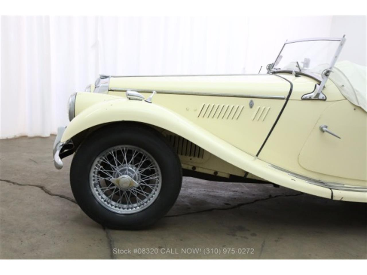 Large Picture of '54 TF located in California - $17,500.00 Offered by Beverly Hills Car Club - L47E