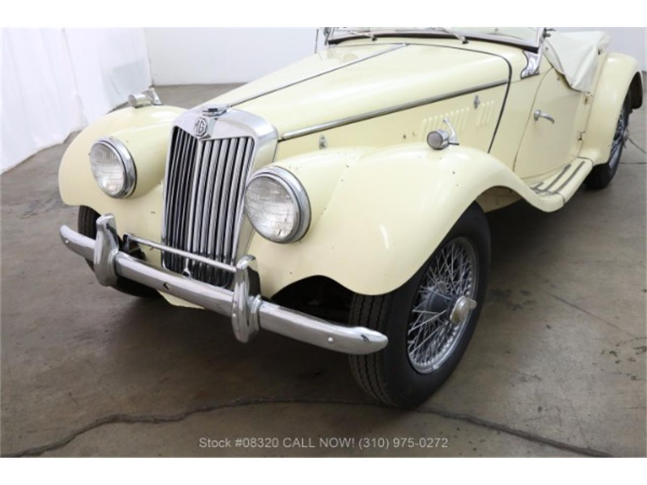 Large Picture of '54 TF - $17,500.00 Offered by Beverly Hills Car Club - L47E