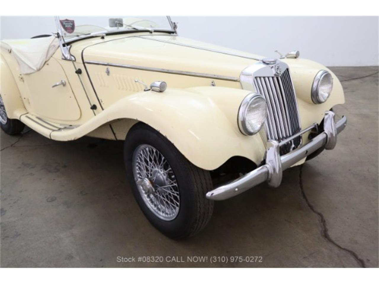 Large Picture of Classic 1954 MG TF Offered by Beverly Hills Car Club - L47E