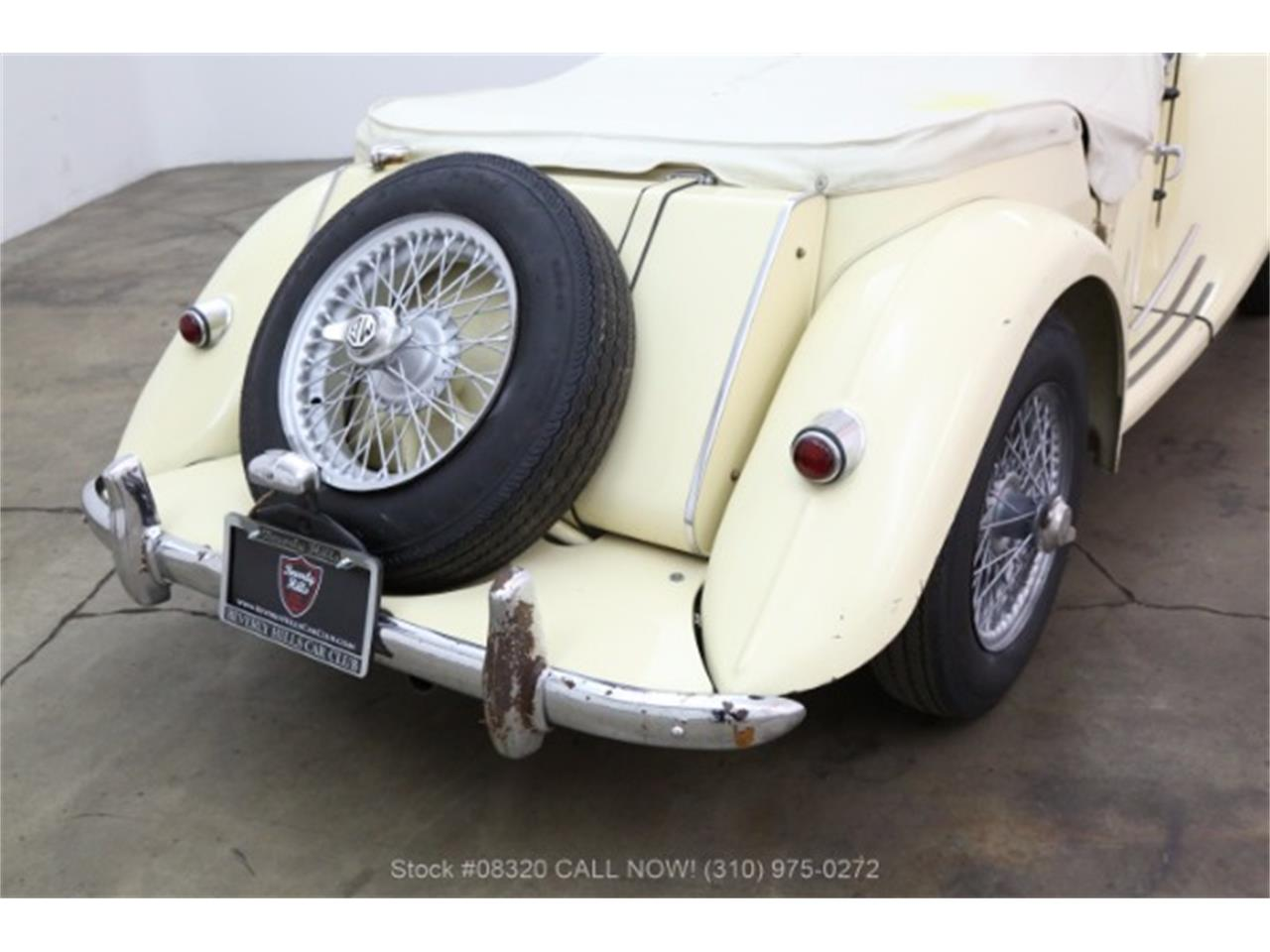 Large Picture of 1954 MG TF Offered by Beverly Hills Car Club - L47E