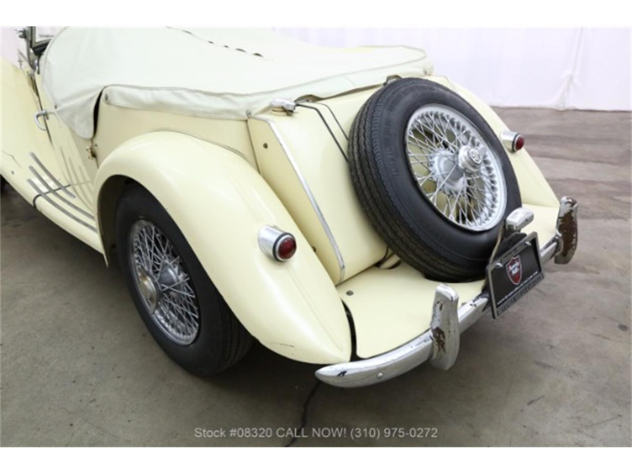 Large Picture of '54 MG TF located in California - $17,500.00 - L47E