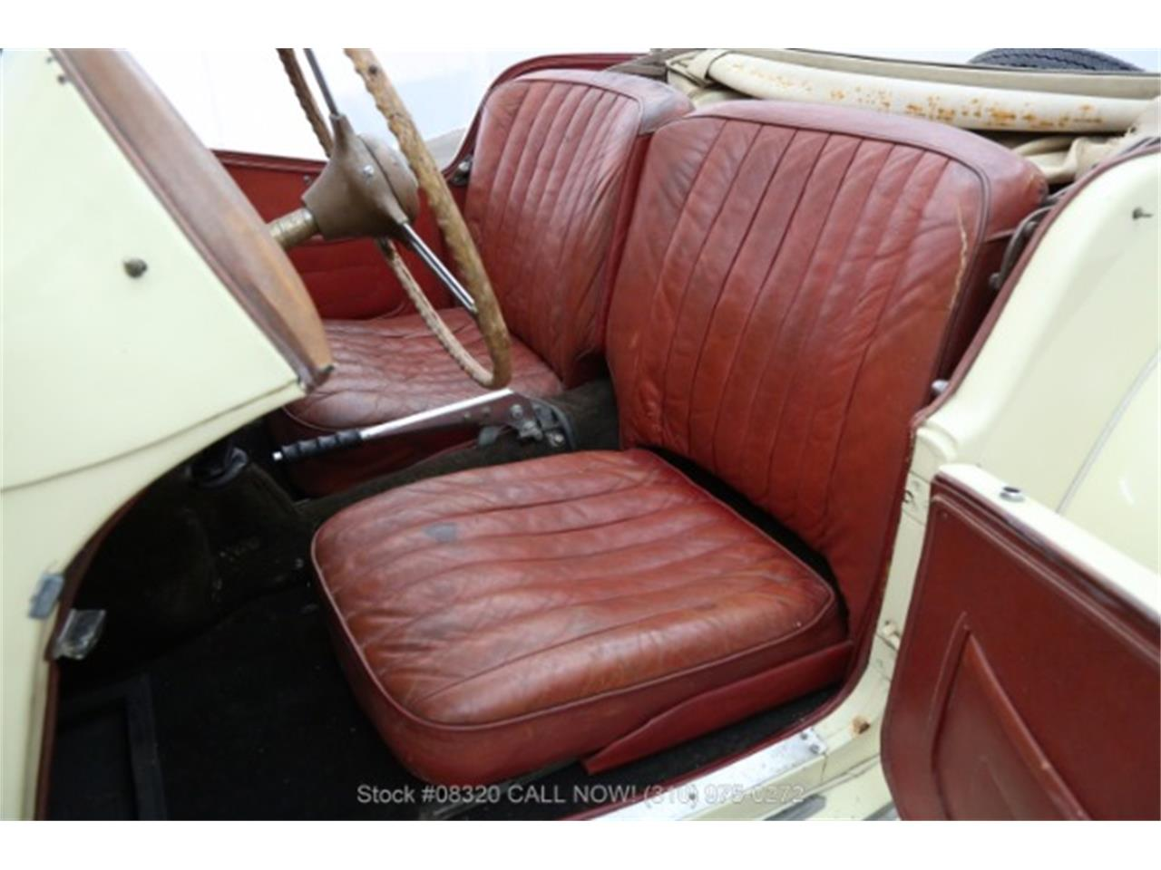 Large Picture of '54 MG TF - $17,500.00 Offered by Beverly Hills Car Club - L47E