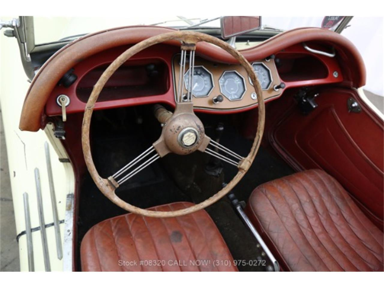 Large Picture of Classic '54 TF located in California Offered by Beverly Hills Car Club - L47E