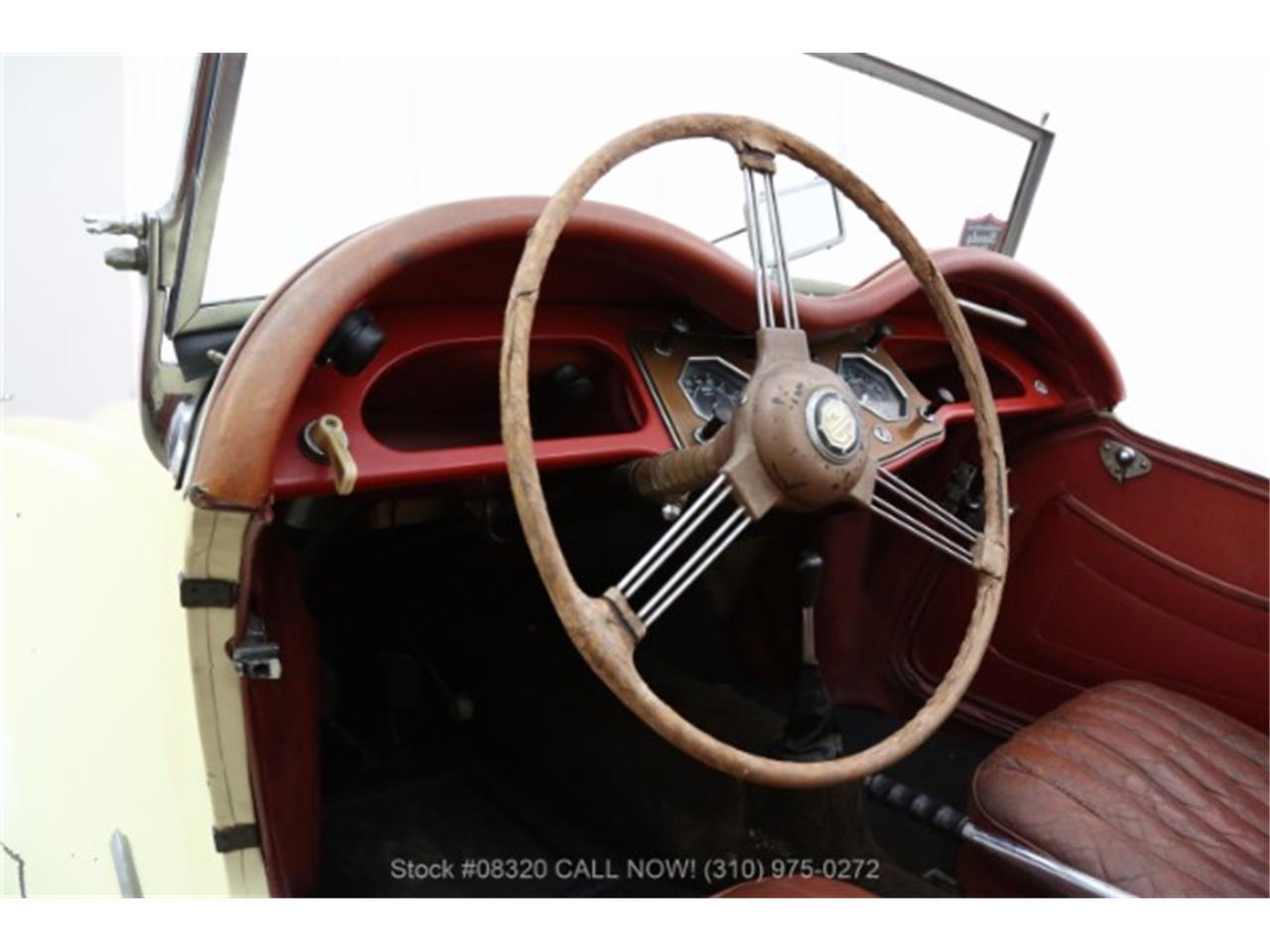 Large Picture of 1954 MG TF located in Beverly Hills California - $17,500.00 - L47E