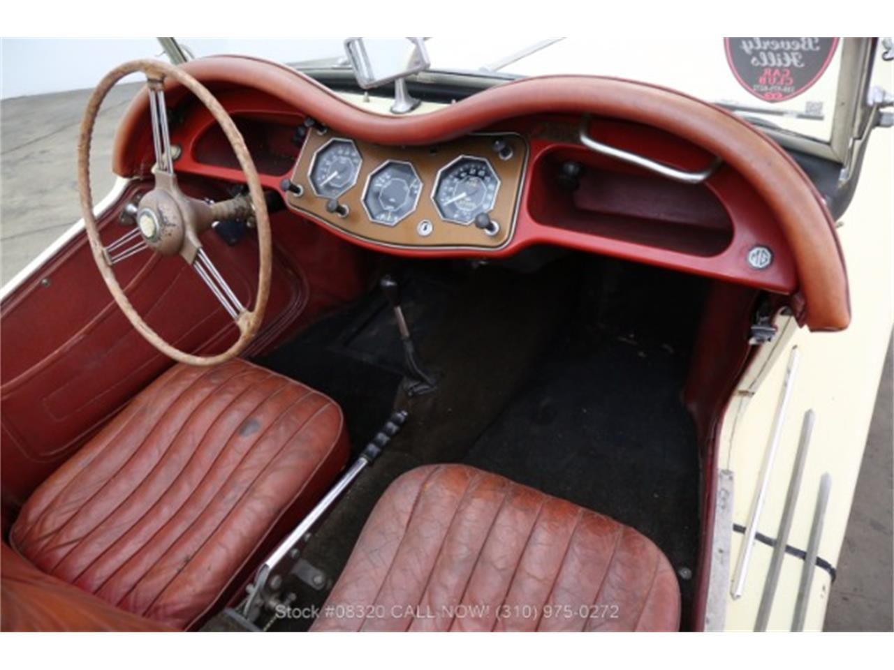 Large Picture of 1954 TF located in Beverly Hills California Offered by Beverly Hills Car Club - L47E