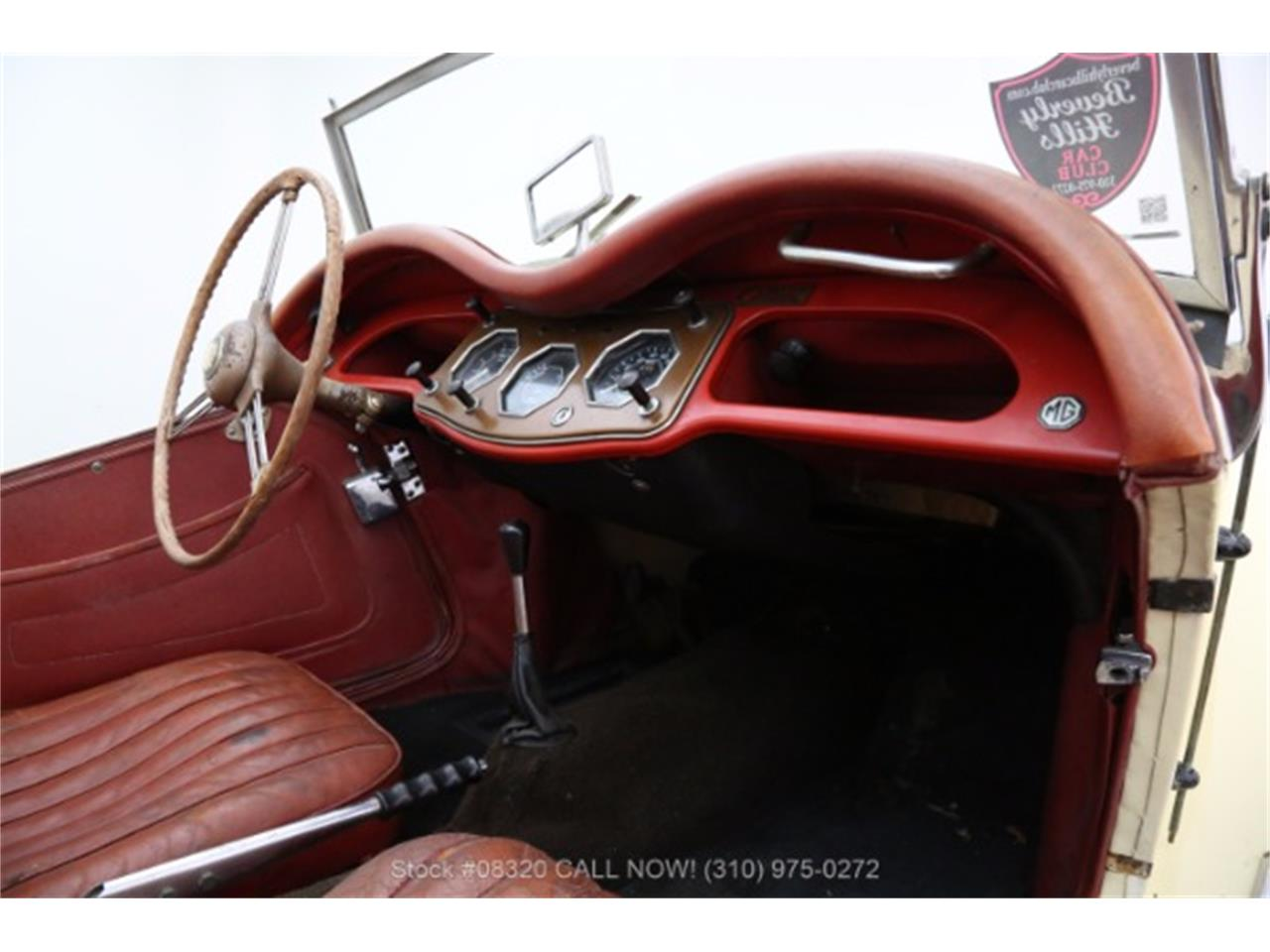 Large Picture of Classic '54 TF located in Beverly Hills California - $17,500.00 Offered by Beverly Hills Car Club - L47E