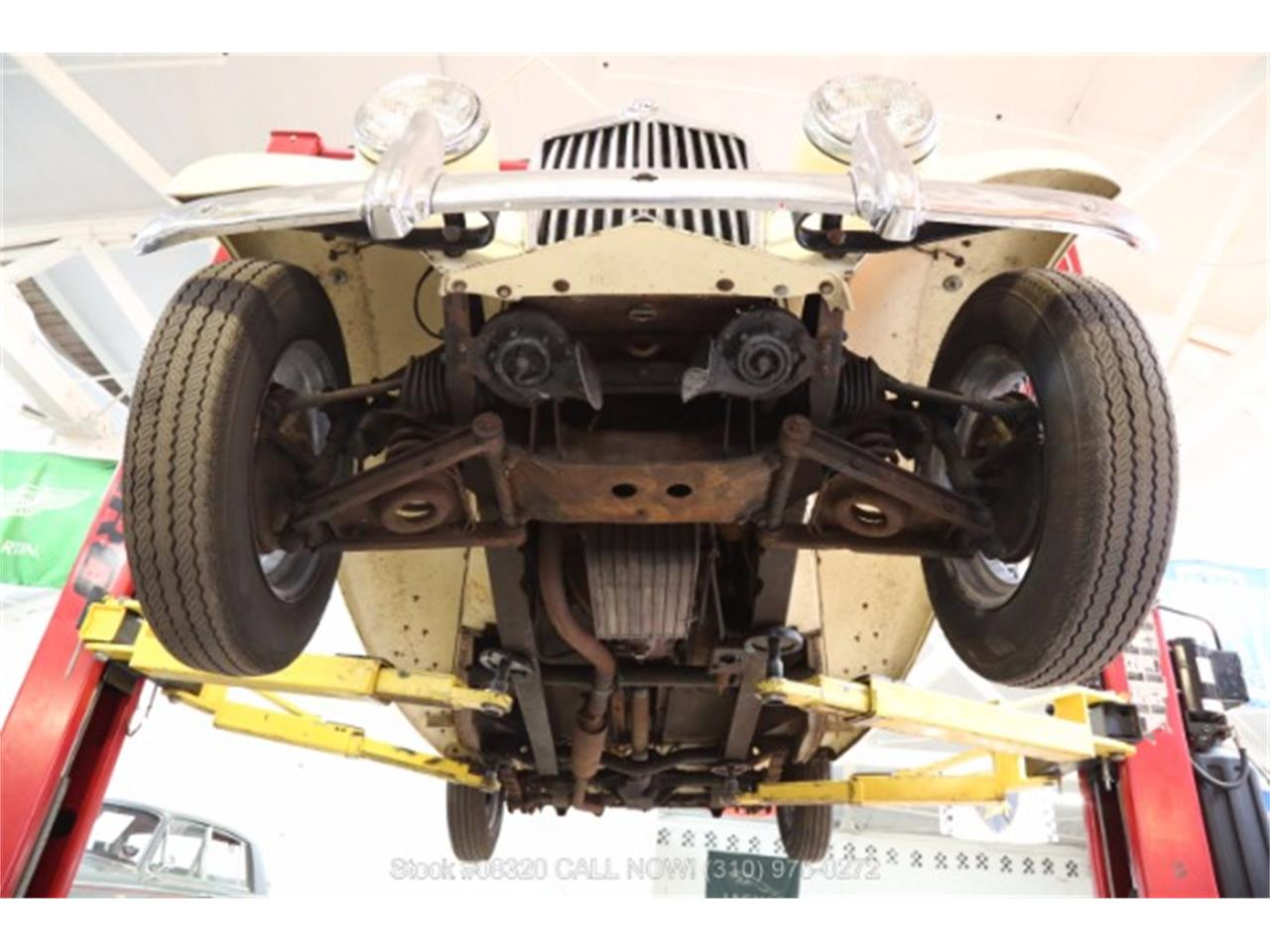 Large Picture of '54 MG TF located in Beverly Hills California - $17,500.00 Offered by Beverly Hills Car Club - L47E