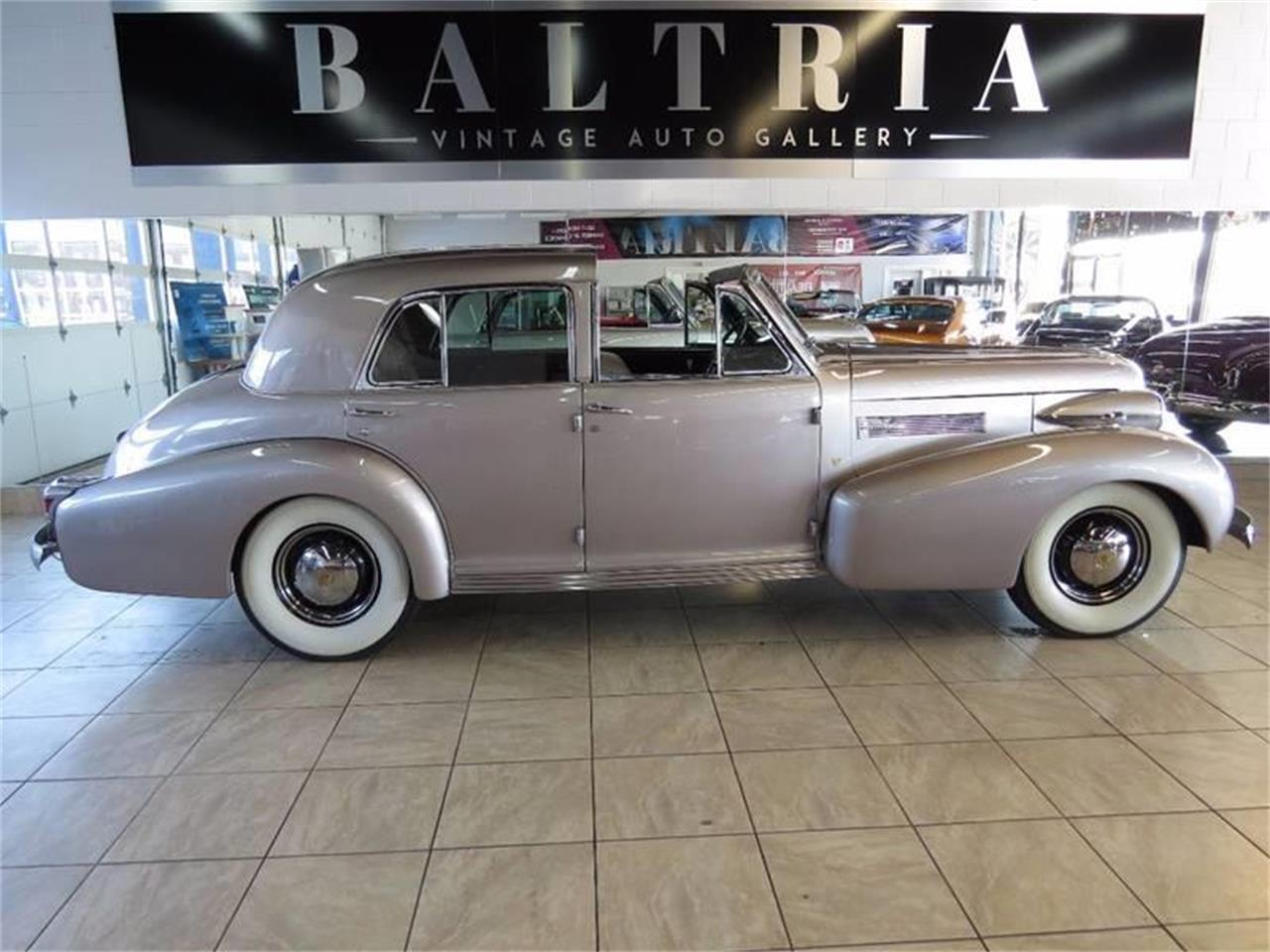 Large Picture of Classic '39 Cadillac Sixty Special - L47X